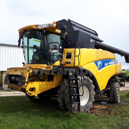 Moissonneuse-batteuse new holland CR 9070 1 000 €