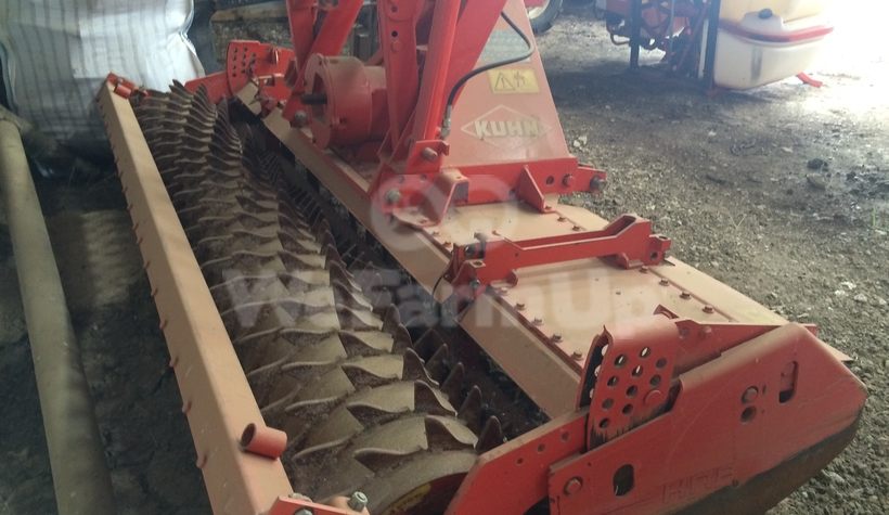Herse rotative Kuhn hrb302ds 200€