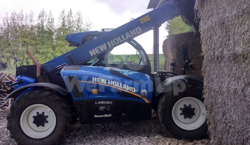 Telescopique New Holland LM5060 200 €