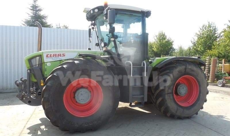Tracteur agricole CLAAS XERION 3800 440€