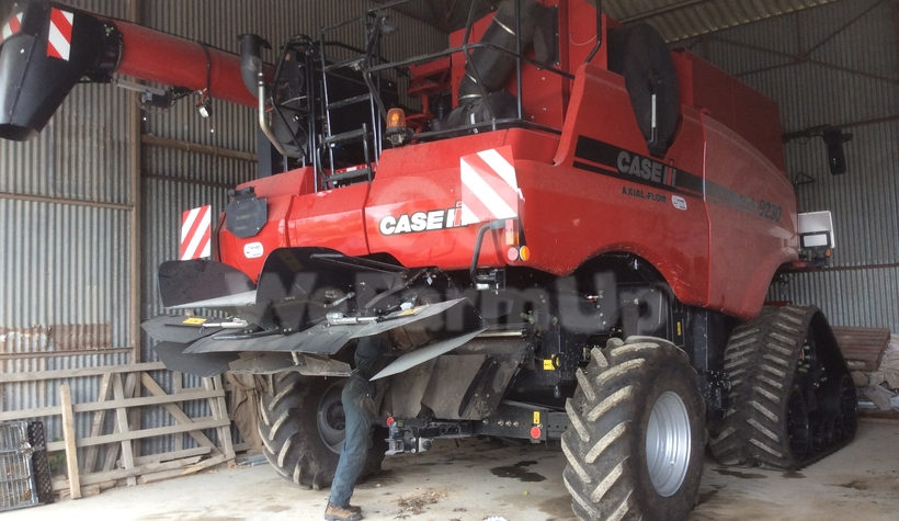 Moissonneuse Case IH Axial Flow 9230 1 890 €
