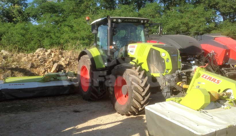 Faucheuse conditionneuse class 3m 300 €