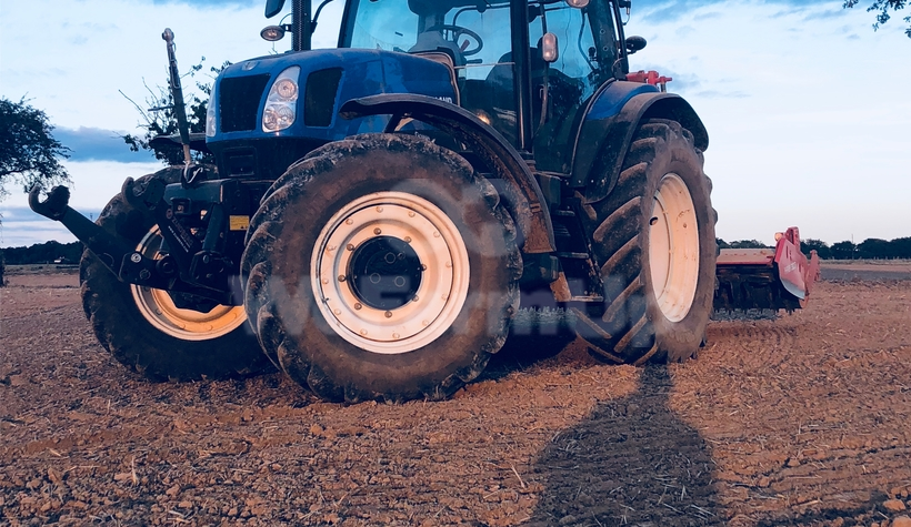Tracteur agricole New Holland  T6-175 0