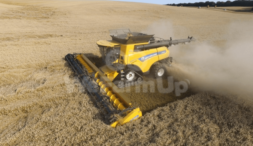 Moissonneuse-batteuse Newholland Cr10.90 0