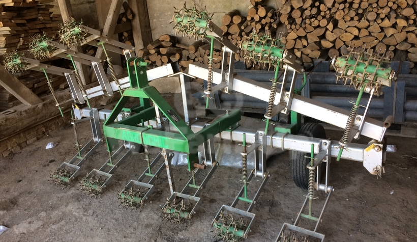 Ecrouteuse Agronomic 500€